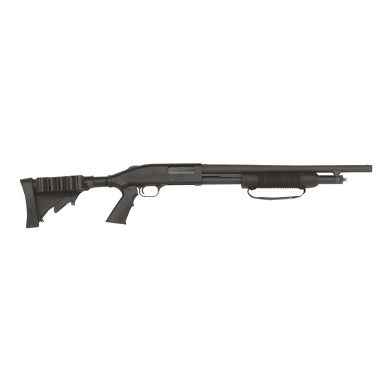500 6-Shot 12-Gauge Adjustable Stock Pump Shotgun