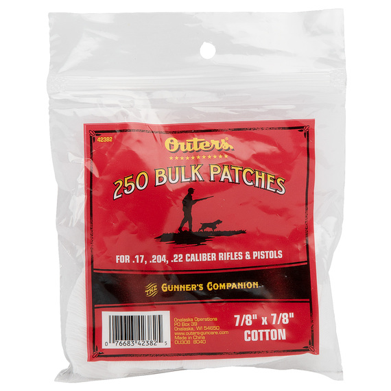 .17-.22 Bulk Patches - 225 Count