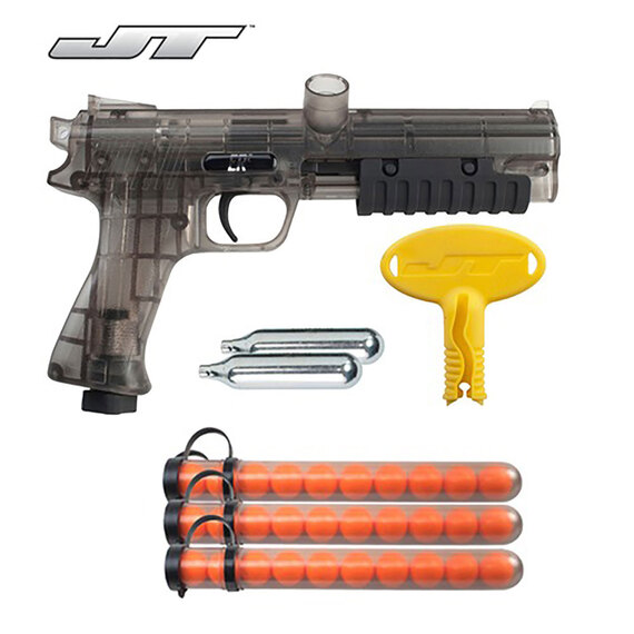 ER2 Ready-To-Play Pump Paintball Marker Kit  - view 1