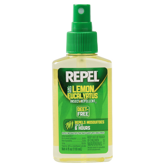 Lemon Eucalyptus Pump Mosquito Repellent - 4 oz