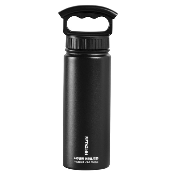18-oz. Stainless Steel Double-Wall Vacuum-Insulated Growler