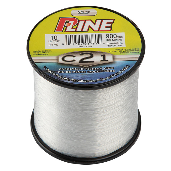 C21 1/8 lb. Spool Copolymer Fishing Line