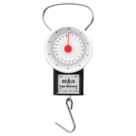 50 lb. Dial Scale with Tape Measure  - view 1