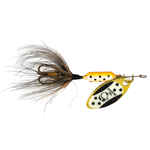 Original Rooster Tail Spinning Lure - 1/16 oz. Brown  - view 1