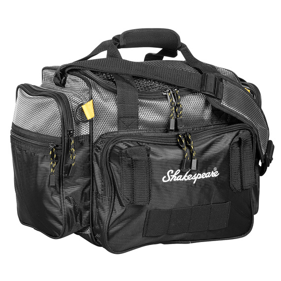 Tackle Bag with 3 Utility Boxes