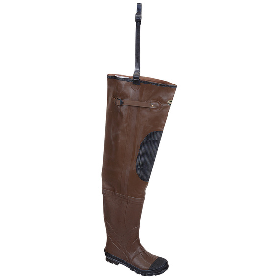 Men's Rubber Hip-Boot Waders