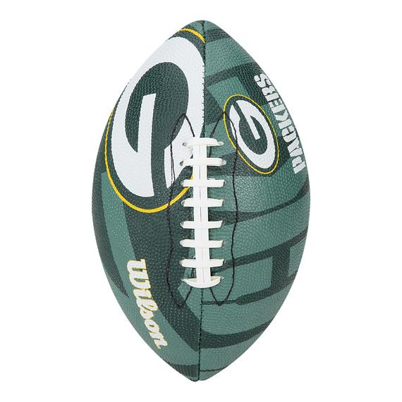 43ee5eb6 Wilson NFL Logo Junior Size Football