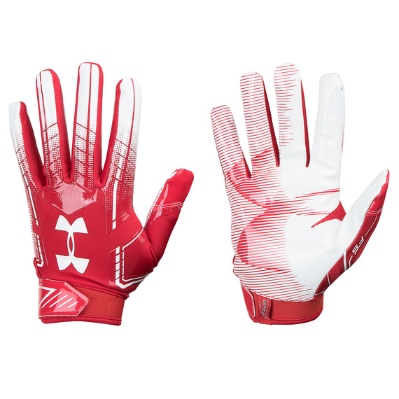 F6 Youth's Football Receiver Gloves