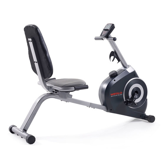 G3.1 Exercise Bike  - view 1
