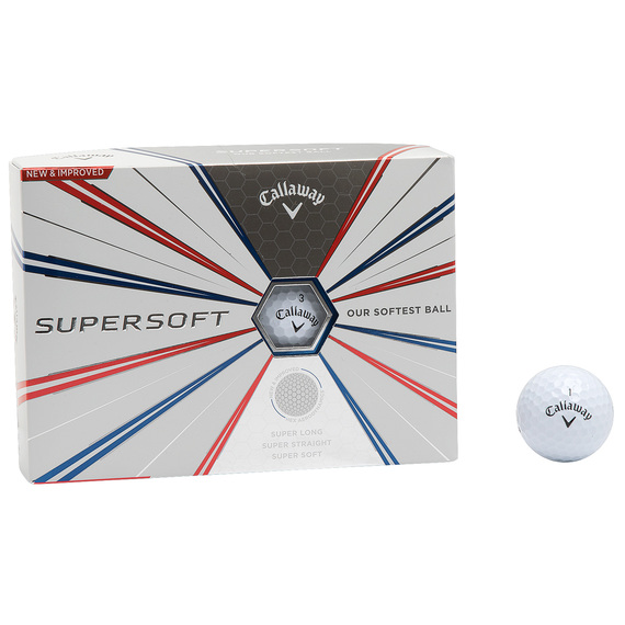Supersoft Dozen Golf Balls