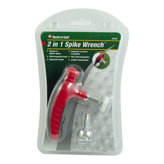 2 in 1 Spike Wrench