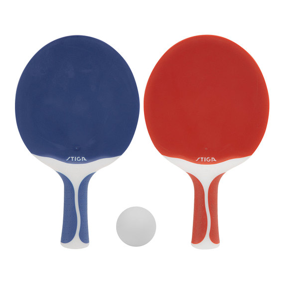 Flow 2-Player Table Tennis Racket Set