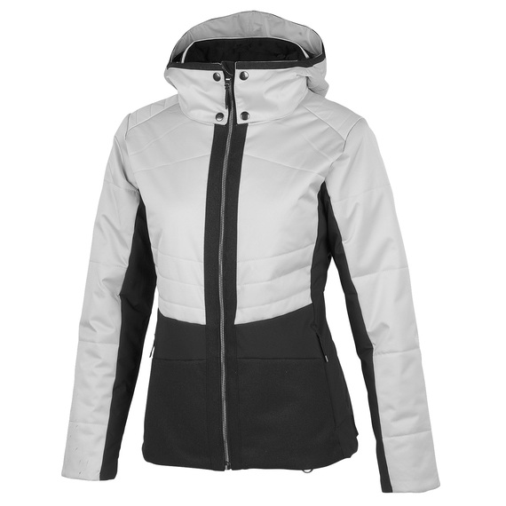 Women's Colorblock Insulated Waterproof Snow Jacket  - view 1