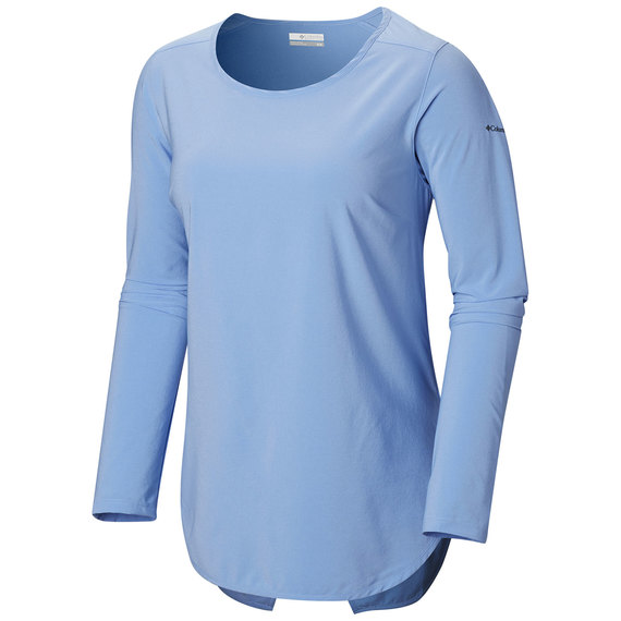 Women's Place to Place Long-Sleeve Shirt