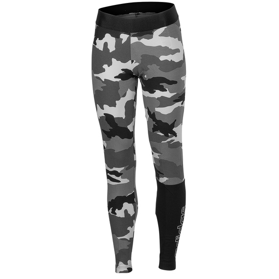Women's Fast and Confident Printed Camo Tights