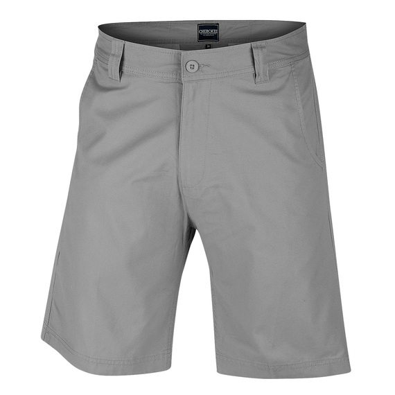 Men's Woven Cotton Twill Shorts