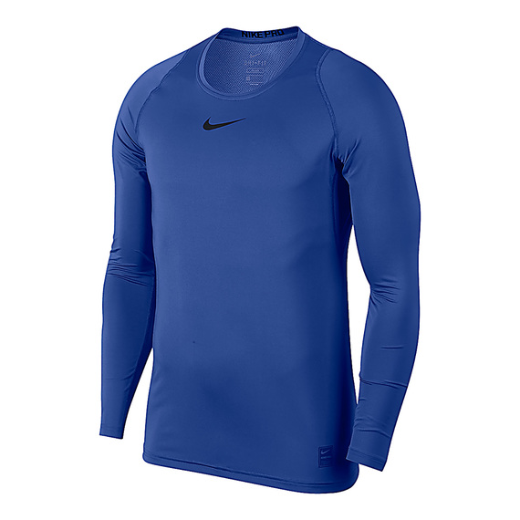 Men's Pro Fitted Long-Sleeve Top
