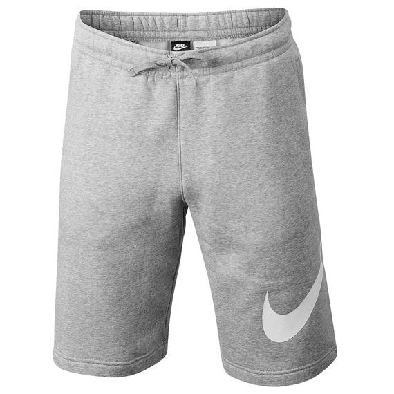 nike fleece shorts