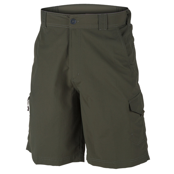 Men's Nylon Ripstop Cargo Shorts