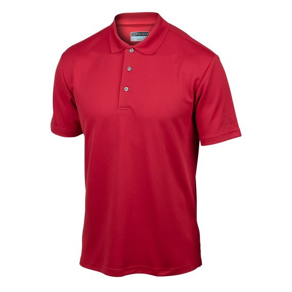 Men's Airflux Solid Polo