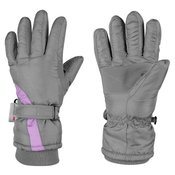 Girls' Insulated Winter Gloves  - view 1
