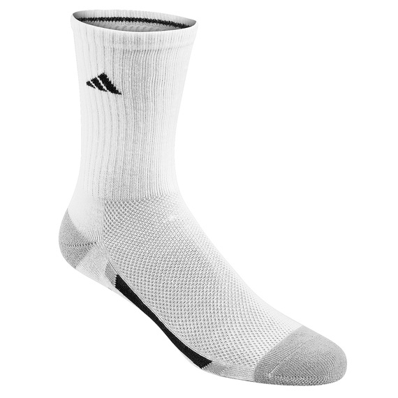 Youth's Vertical Stripe Crew Socks - 6-Pack  - view 1