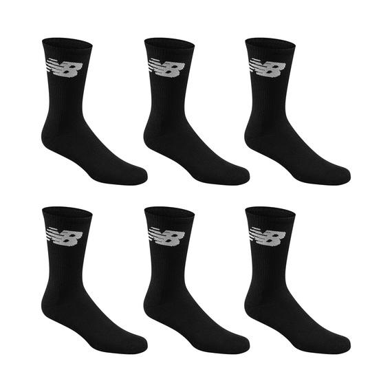 a69b470b8aa2 New Balance Men s Performance Crew Socks - 6-Pack