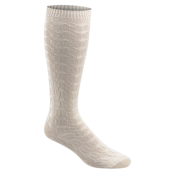 Women's Cable Knit Knee High Socks