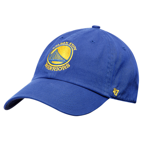 Golden State Warriors Royal '47 Clean Up Hat