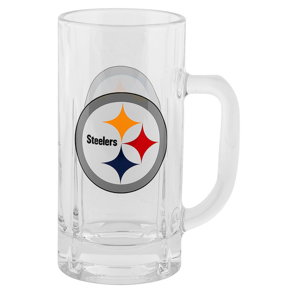 NFL Heavy-Duty 20-oz. Glass Mug