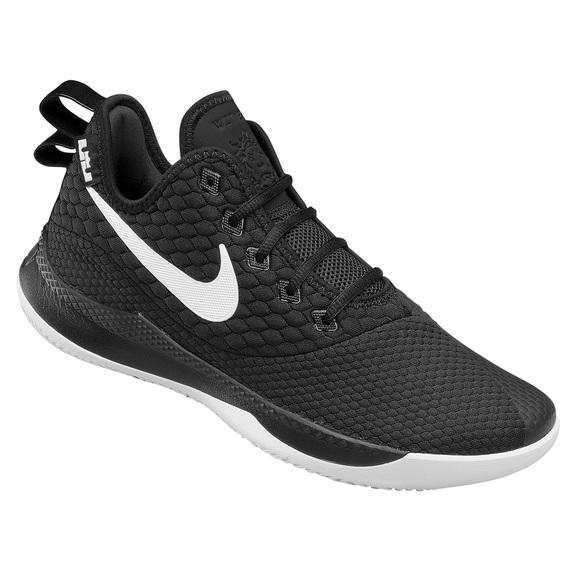 premium selection ba0cb a343b Lebron Witness III Mens Basketball Shoes
