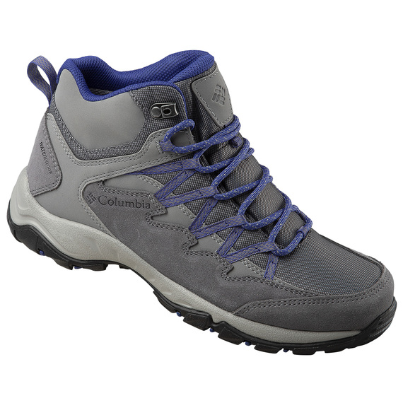 01d987d06948a Columbia Wahkeena Mid Waterproof Women's Hiking Shoes