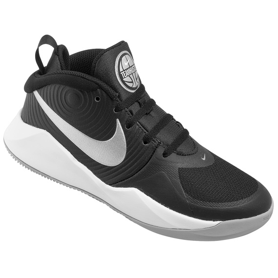 Team Hustle D9 GS Boys' Basketball Shoes  - view 1