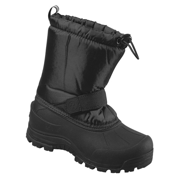 Frosty Youth's Cold-Weather Snow Boots
