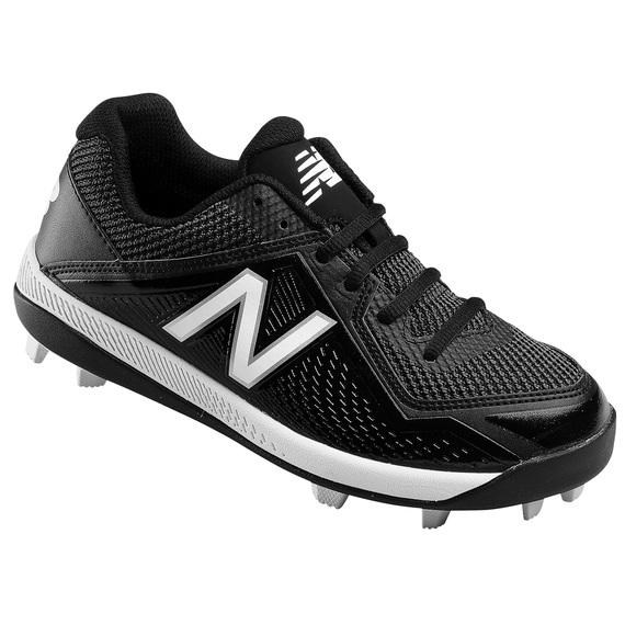 New Balance J4040v4 (BK4) Junior Baseball Cleats  d8156285c3a