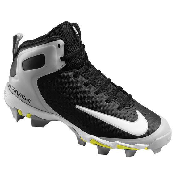 29568e21ba4790 Nike Alpha Huarache Keystone Mid Youth s Baseball Cleats