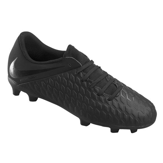 29cf6b245 Nike Hypervenom Phantom 3 Club Firm Ground Youth s Soccer Cleats ...
