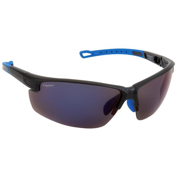 fdb1218f998 Coyote Napa Polarized Polycarbonate Sport Shield Sunglasses