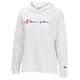 Women's Midweight Multi-Color Script Logo Hoodie thumbnail 0