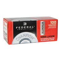 Federal 9mm Luger Champion Value Pack