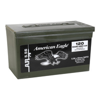 Federal American Eagle XM193 5.56 NATO Value Pack