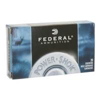 Federal Power-Shok .30-06 Springfield Ammo