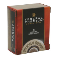 Federal Hydra-Shok .45ACP Self-Defense Ammo