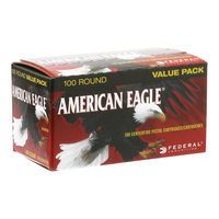 Federal American Eagle .40 S&W 100-Round Value Pack