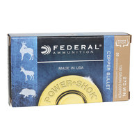 Federal Power-Shok Copper .270 Winchester Ammo