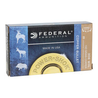 Federal Power-Shok Copper .308 Winchester Ammo