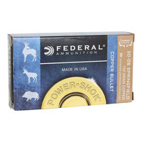 Federal Power-Shok Copper .30-06 Springfield Ammo