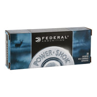 Federal Power Shok 7.62x39 Ammo