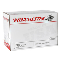 Winchester .38 Special Ammo