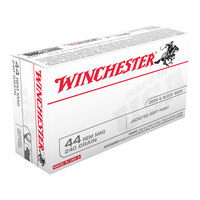 Winchester USA .44 Magnum Ammo